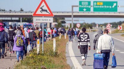 Deense politie sluit ook autosnelweg aan Duitse grens af