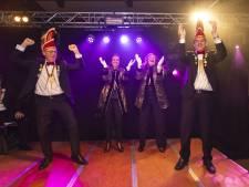 Dit zijn de nieuwe carnavalshoogheden van 4 verenigingen in de gemeente Tubbergen