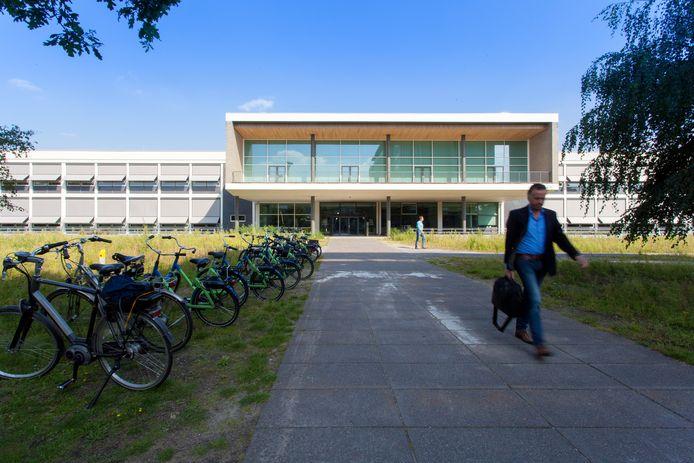 Hoofdkantoor van Signify op de High Tech Campus in Eindhoven.