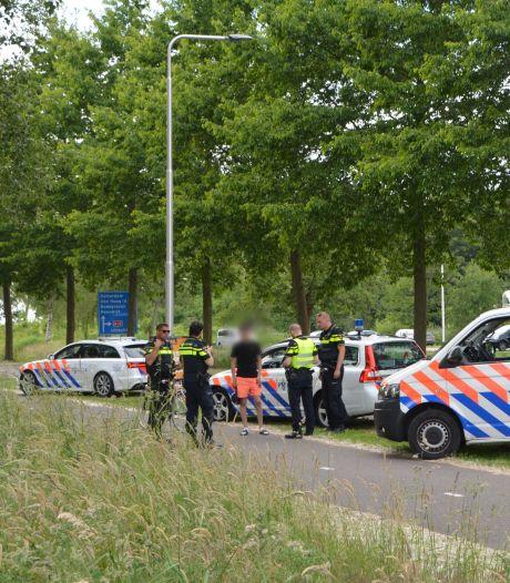 15-jarige jongen buiten bewustzijn geslagen bij vechtpartij Reeuwijk, politie houdt verdachte aan