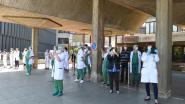 UZ Leuven: nog vier patiënten aan beademingstoestel