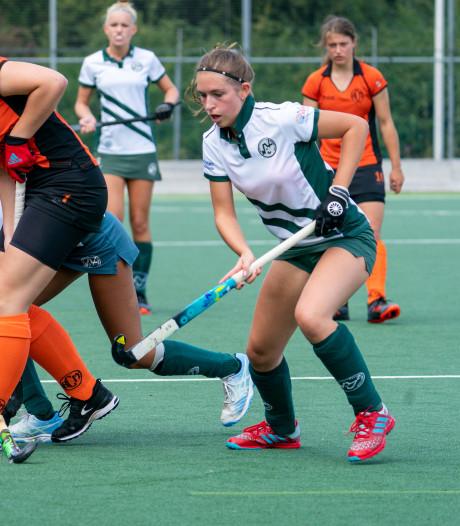 MHC Bemmel wint in Rosmalen, eerste zege voor hockeyers HCOB