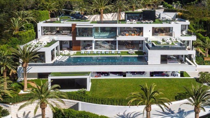 Dit is het duurste huis ter wereld (en buurvrouw Jennifer Aniston is géén fan)