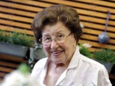 Mevrouw Lycops (91) overleden: 'Het liefst had ze nu nog in haar tuinwinkel op het Fonteinpleintje gestaan'