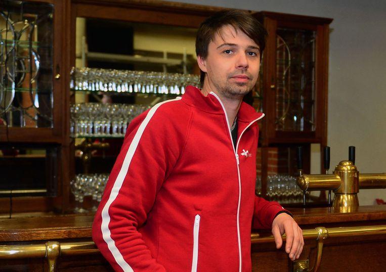 Pieter Taccoen, programmator van Wild in 't Park in Herent.