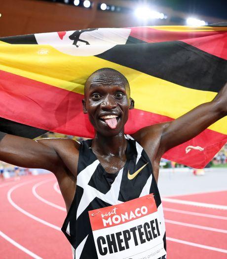 Cheptegei een van vijf kanshebbers voor titel atleet van het jaar