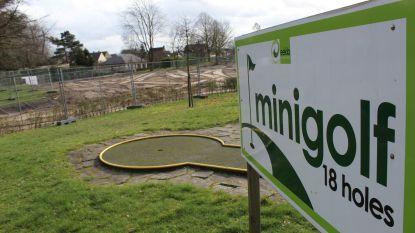 Minigolf en skate binnen een jaar aan Sportpark (en minigolf mag nog zomer langer op oude terreinen blijven)