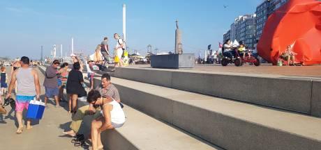Une fillette grièvement blessée suite à un accident de cuistax à Ostende
