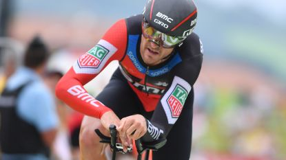 """Van Avermaet wil in 2019 bolletjestrui pakken in Brussel: """"Kijk er naar uit om met Tour over Muur te rijden"""""""