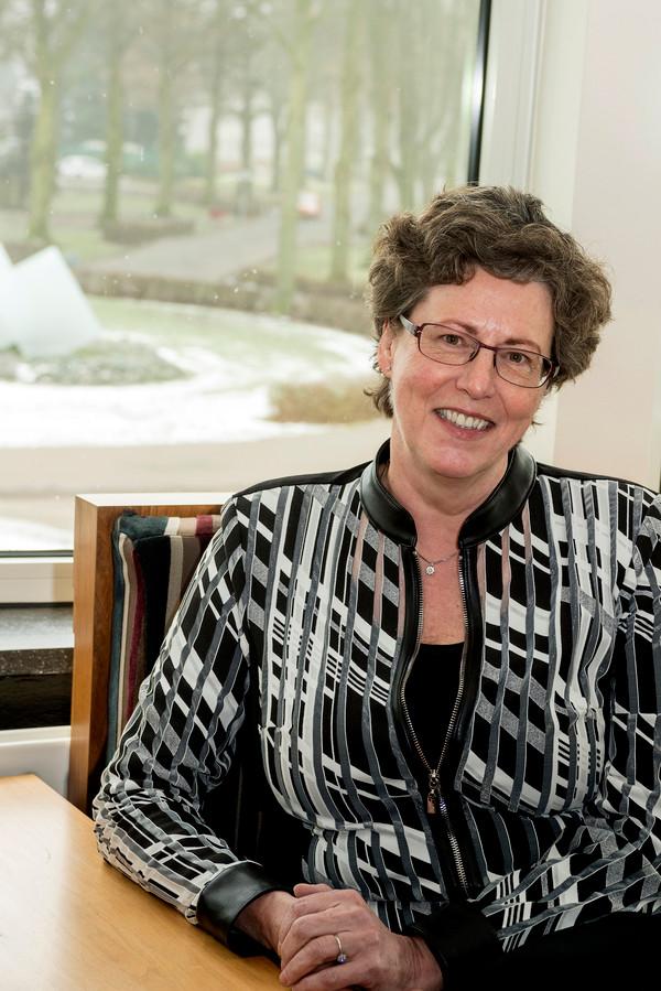 Ineke Strijp, bestuurder bij de instelling voor geestelijke gezondheidszorg Westelijk Noord-Brabant (GGZ WNB).