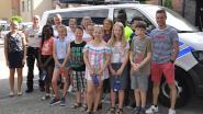Dolfijne School krijgt VIP-behandeling bij politie Geraardsbergen/Lierde