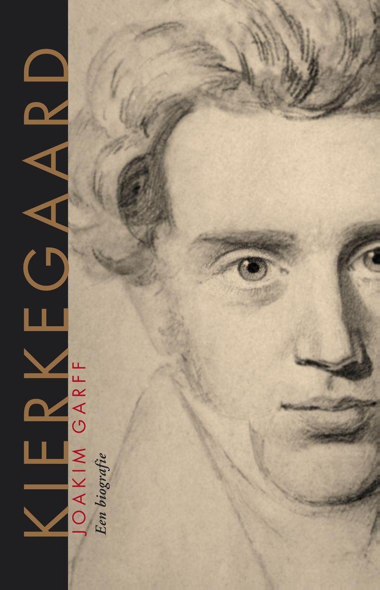 Joakim Garff: Søren Kierkegaard - Een biografie Beeld .
