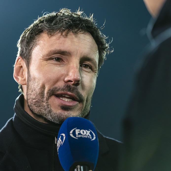 Mark van Bommel: 13 zeges in de eredivisie op rij vanaf zijn start als coach.