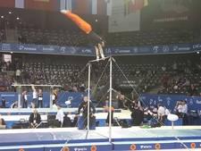 Slippertje Deurloo voor EK-finale op rekstok