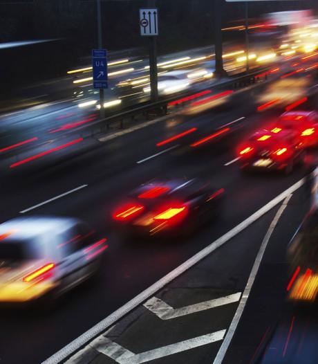 Ongeluk op N2: rechterrijstrook tussen Waalre en Veldhoven weer open