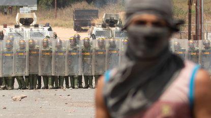 """""""Al meer dan 150 Venezolaanse militairen en politieagenten overgelopen naar Colombia"""""""