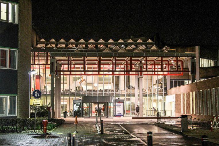 Het Antonius Ziekenhuis in Sneek. Beeld Novum RegioFoto