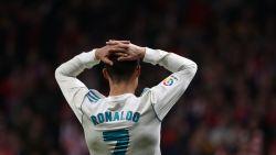 Schokkende cijfers: aanvallers Ronaldo en Benzema bij de slechtsten van de klas in Europa