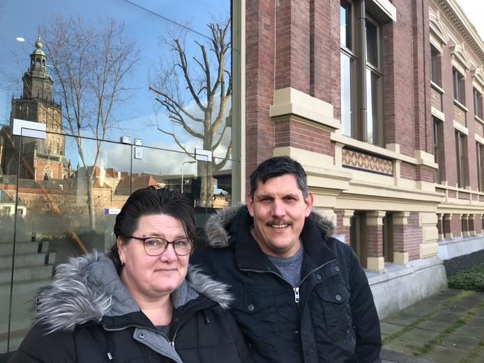 """MIchel en Jolanda Verhoog uit Terborg : ,,Waarom heeft de rechtbank niets gedaan met eerdere meldingen?"""""""