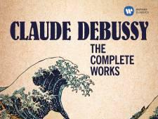 Claude Debussy speelt zelf ook mee in de complete Debussy-editie