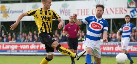 Spakenburg degradeert voor het eerst in clubgeschiedenis