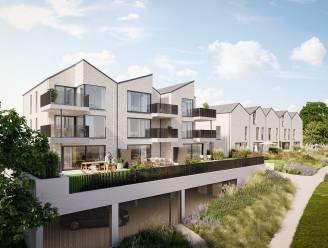 Custombuild bouwt nieuw woonproject met vijf huizen, negen flats en een deelauto in Waanrode