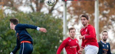 SC Rheden kan ondanks ruime voorsprong koploper VVG'25 niet van periodetitel houden
