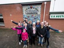 SP op de bres voor clubs zonder basisvoorziening in Hof van Twente