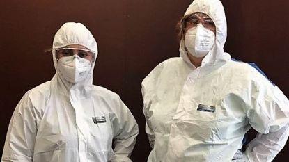 """30 verpleegkundigen uit AZ Groeninge helpen in 7 rusthuizen: """"Bij elk overlijden lopen de emoties hoog op"""""""