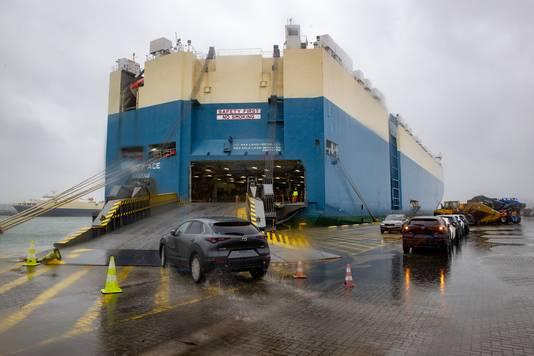 Port de Zeebruges