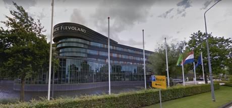 Rechtbank Lelystad 'te klein': vanaf vrijdag ook zaken in het provinciehuis