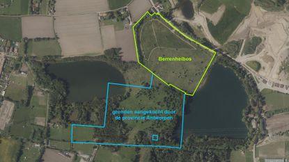 Berrenheibos wordt 7,7 hectare groter