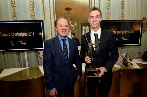 Vorig jaar won Bart Swings het Vlaams Sportjuweel