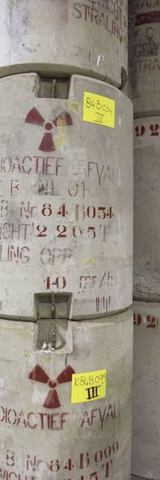 Radioactief afval in onze klei, provincies zijn tegen