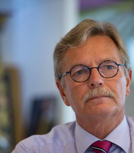 Burgemeester Noordoostpolder zwaait af met feest in 't Voorhuys