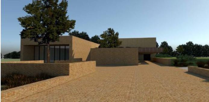 Nieuw crematorium in Nuenen