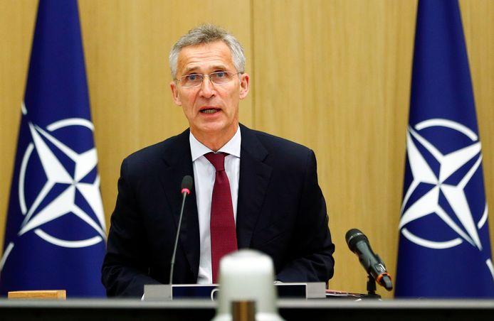 NAVO-baas Jens Stoltenberg.