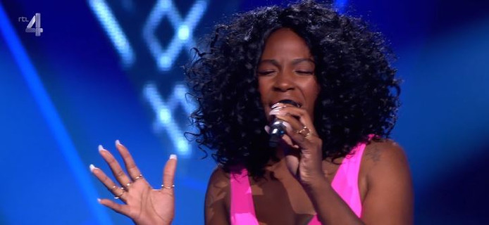 Ravenna-Jade in The Voice