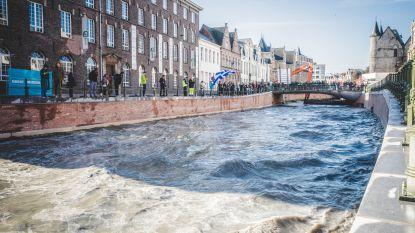 Gents binnenwater wordt helemaal afgesloten voor vervuiling uit Frankrijk: kans op massale vissterfte is te groot
