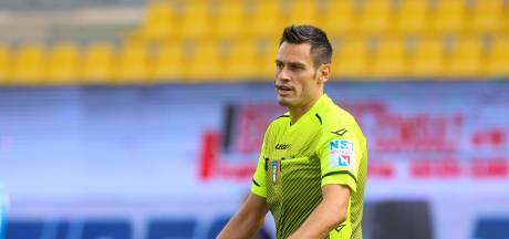 Italiaanse arbiter bij Willem II - Rangers FC