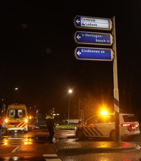 Twee voetgangsters aangereden door auto op rotonde aan de Schijndelseweg in Boxtel