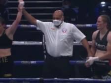 Pas de revanche pour Delfine Persoon, l'Irlandaise Katie Taylor conserve ses titres