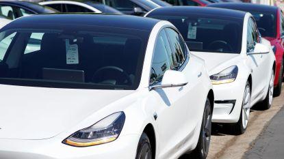 100.000 leveringen toch brug te ver voor Tesla