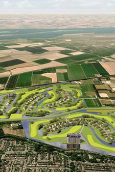 Toch een plan voor wegen door sportcomplex vv Dubbeldam