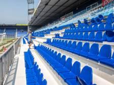 Oefenduel Jong PEC Zwolle-DVS'33 verplaatst naar het stadion