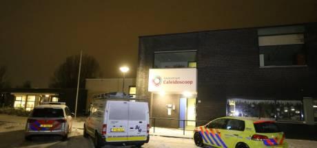 Melding van gaslucht in kindcentrum Caleidoscoop in Empel; gebouw ontruimd