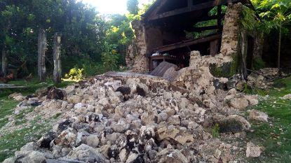 Acht doden en zestig gewonden na reeks aardbevingen op Filipijnen