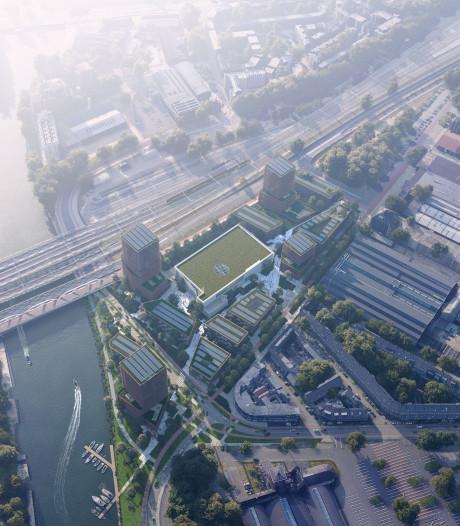 Den Bosch krijgt er meer dan 800 woningen bij, 4 woontorens en de Kunstacademie blijft zitten