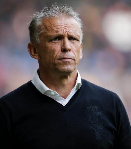 Clubicoon Edward Sturing topkandidaat voor trainerspost bij Vitesse