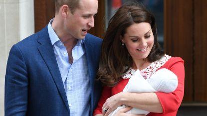 POLL: hoe zal de royal baby heten?
